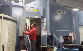 Assistenza centro di lavoro MCM